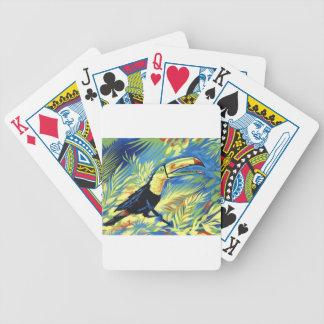 Toucan Baraja Cartas De Poker