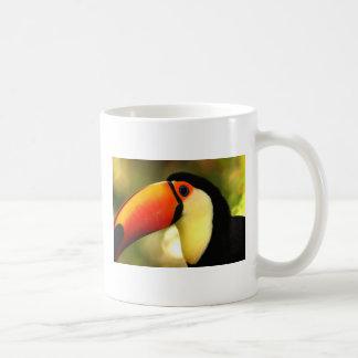 toucan classic white coffee mug