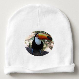 Toucan Custom Baby Cotton Beanie