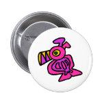 Toucan Ditzy - rosa Pins