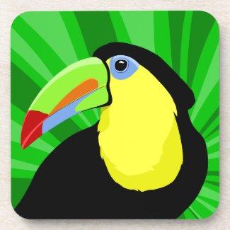 Toucan Drink Coaster