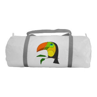 Toucan Duffle Gym Bag