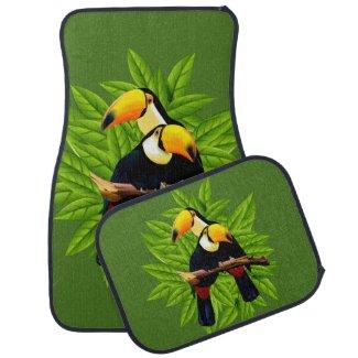 Toucan Duo Green