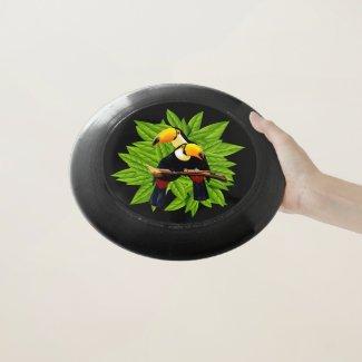 Toucan Duo Wham-O Frisbee