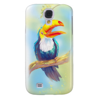 Toucan Galaxy S4 Covers