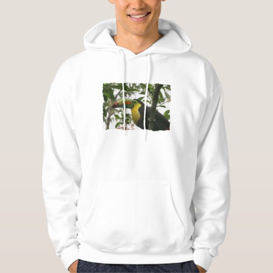 Toucan in the Jungle Hoodie