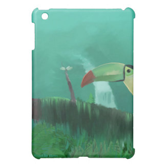 Toucan in the Rainforest Case For The iPad Mini