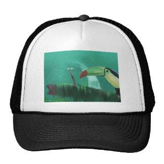 Toucan in the Rainforest Trucker Hat
