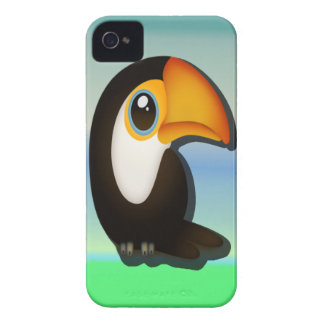 Toucan iPhone 4 Case