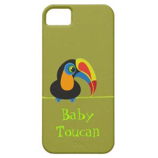 Toucan iPhone SE/5/5s Case