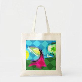 Toucan lattice bag