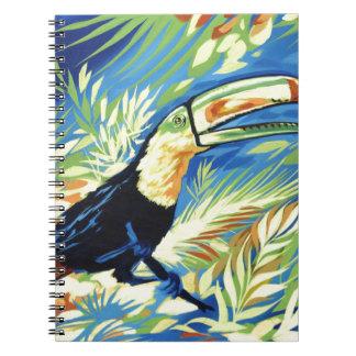 Toucan Cuaderno
