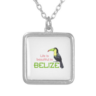 TOUCAN LIFE IN BELIZE NECKLACES