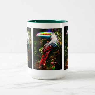 Toucan Lover's Mug