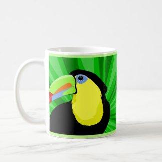 Toucan Mugs mug