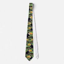 'Toucan' Neck Tie