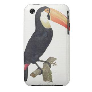 Toucan No.2, de la 'historia de los pájaros de Par Case-Mate iPhone 3 Protector