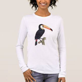Toucan No.2, from 'History of the Birds of Paradis Long Sleeve T-Shirt
