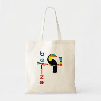 Toucan of Belize Tote Bag