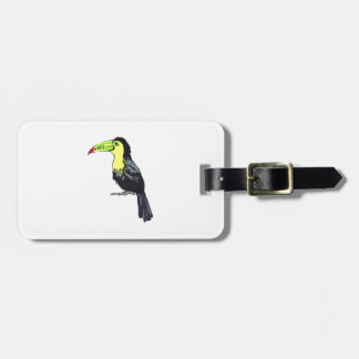 TOUCAN ONLY TAG FOR LUGGAGE
