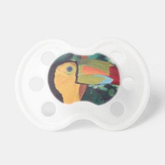 Toucan Pacifier