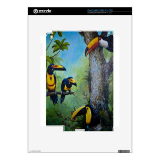 Toucan Plunder Party.jpg Decals For iPad 2
