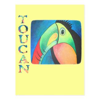 Toucan Postcards