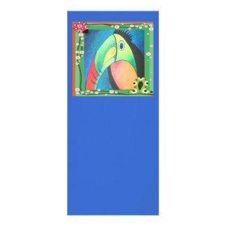 Toucan Rack Card