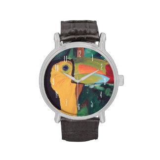 Toucan Relojes De Mano