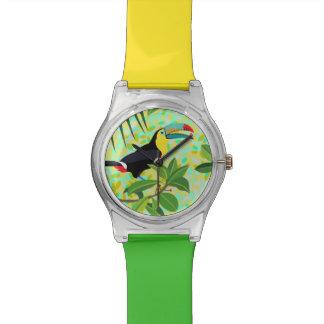Toucan - reloj #2