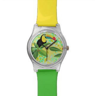 Toucan - reloj #3