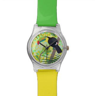 Toucan - reloj #4