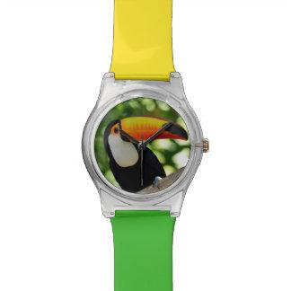 Toucan Relojes De Pulsera