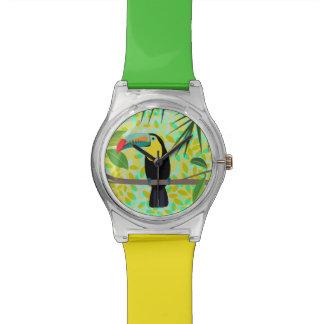 Toucan - reloj