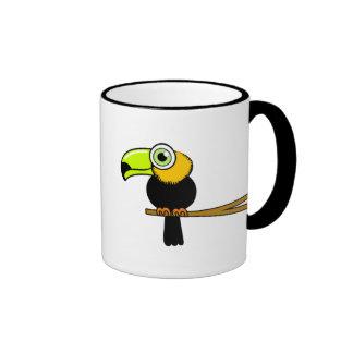 Toucan Ringer Coffee Mug