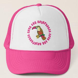 Toucan Save The Rainforest T-shirt Gift Trucker Hat