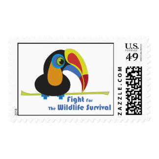 Toucan Stamp