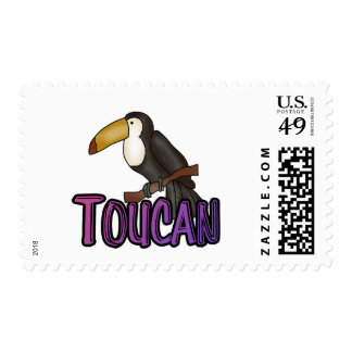 Toucan T-shirts and Gifts Stamp