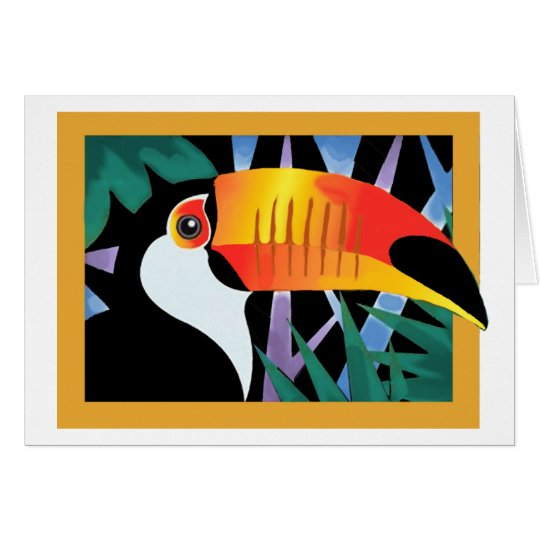 Toucan Tango Card