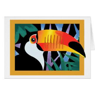 Toucan Tango Greeting Cards