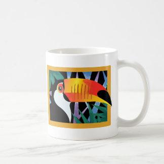 Toucan Tango Classic White Coffee Mug