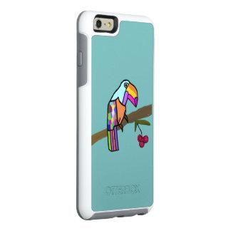 Toucan tropical funda otterbox para iPhone 6/6s plus