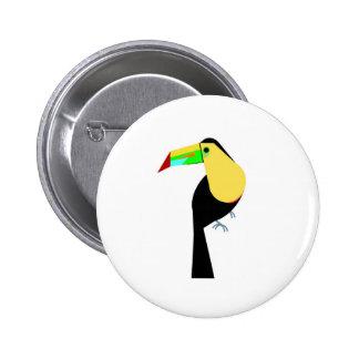 toucan vector pin
