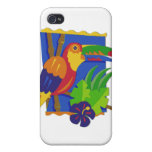 Toucan Window Perch Covers For iPhone 4