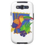 Toucan Window Perch Galaxy S3 Covers