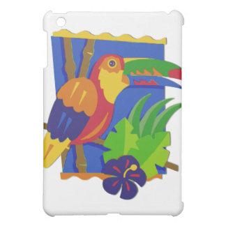 Toucan Window Perch iPad Mini Cover
