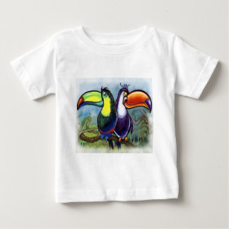 Toucans Baby T-Shirt