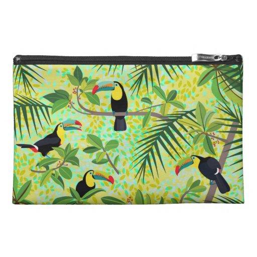 Toucans - bolso tropical del bosque