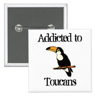 Toucans Button