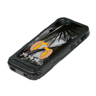 toucans habladores funda para iPhone 5 incipio ATLAS ID